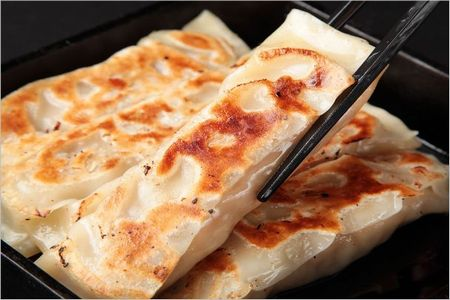 サイゲン大介の餃子レシピ